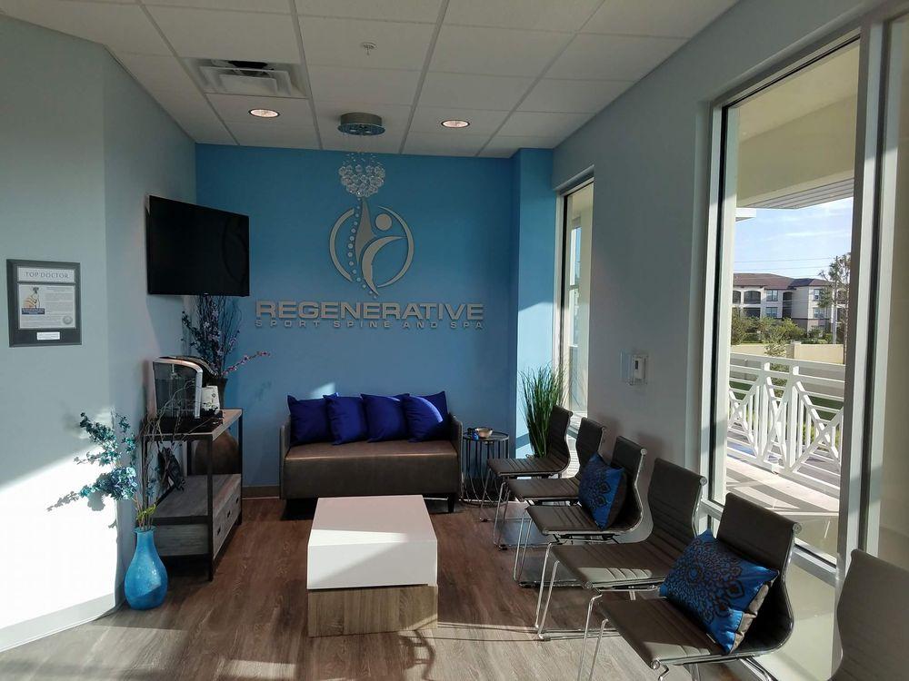 Regenerative Sport, Spine and Spa: 10920 Moss Park Rd, Orlando, FL