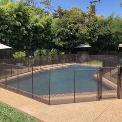 Photo Of Sacramento Life Saver Pool Fence Shingle Springs Ca United States