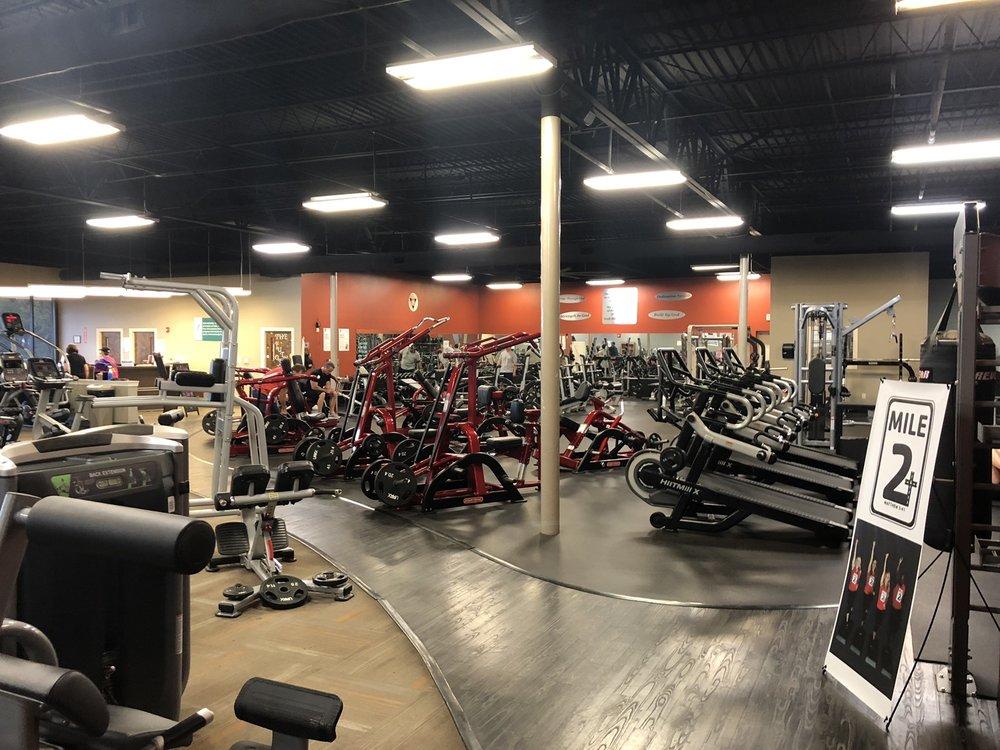 North Mobile Family YMCA: 92 Saraland Lp, Saraland, AL