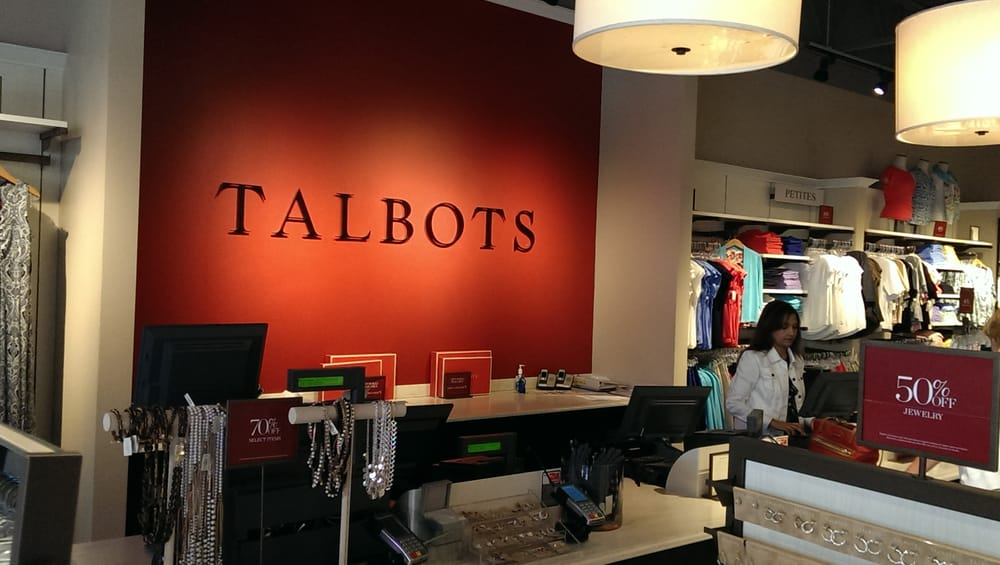 Herrick and White Blog: Talbots' Begins Re-imaging Stores |Talbots Store