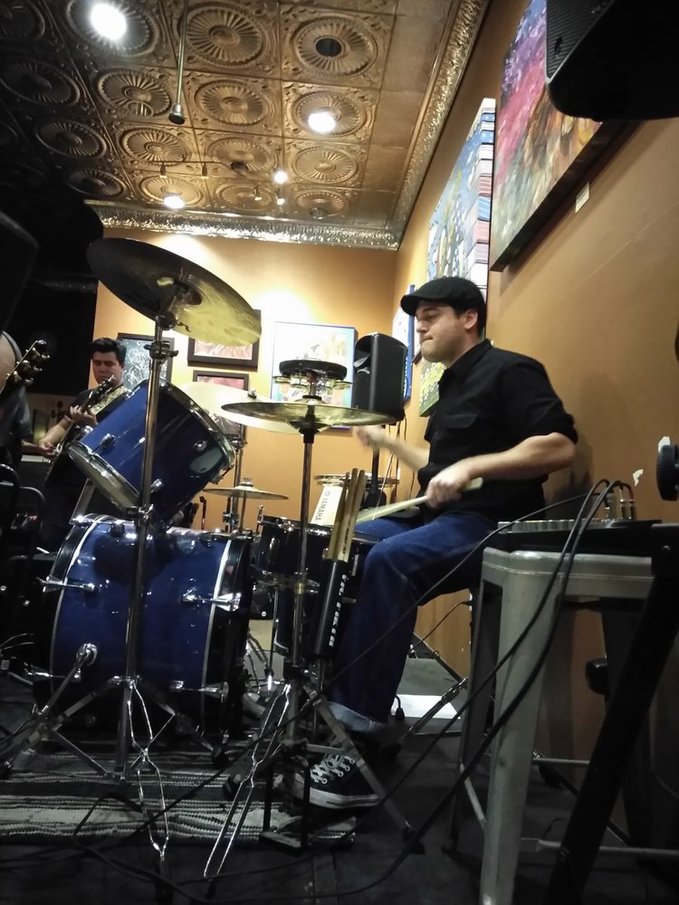 Rick Stojak's Drum Studio: 8280 Clairemont Mesa Blvd, San Diego, CA
