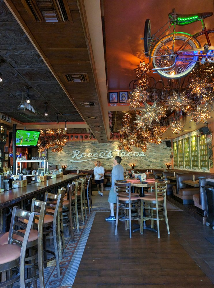 Photos for rocco 39 s tacos tequila bar yelp - Mexican restaurant palm beach gardens ...