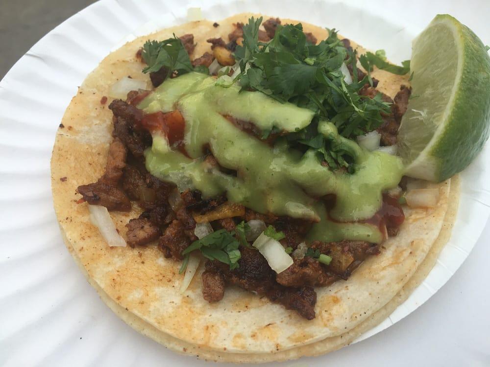 Antojitos Mexicano El Taco Taco: 2831 Broadway, New York, NY