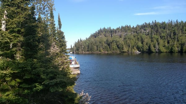 Isle royale charters get quote boat charters 201 for Charter fishing duluth mn