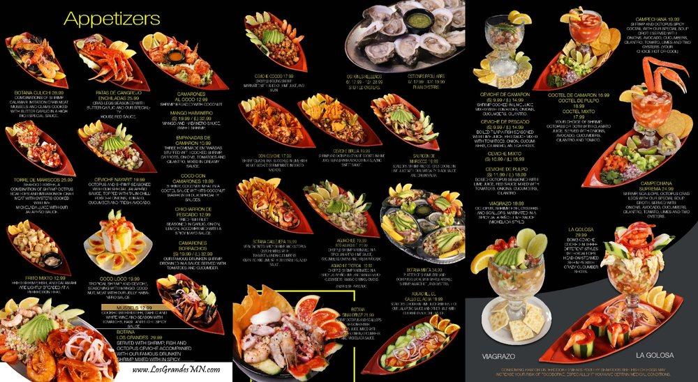 Los Grandes Restaurant: 251 W Burnsville Pkwy, Burnsville, MN