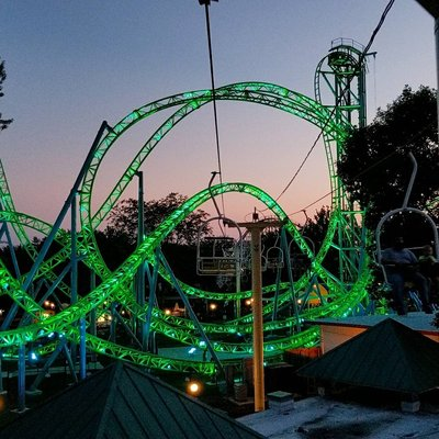 Adventureland 3200 Adventureland Dr Altoona Ia Amusement Parks