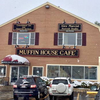 Muffin Cafe In Mendon Ma
