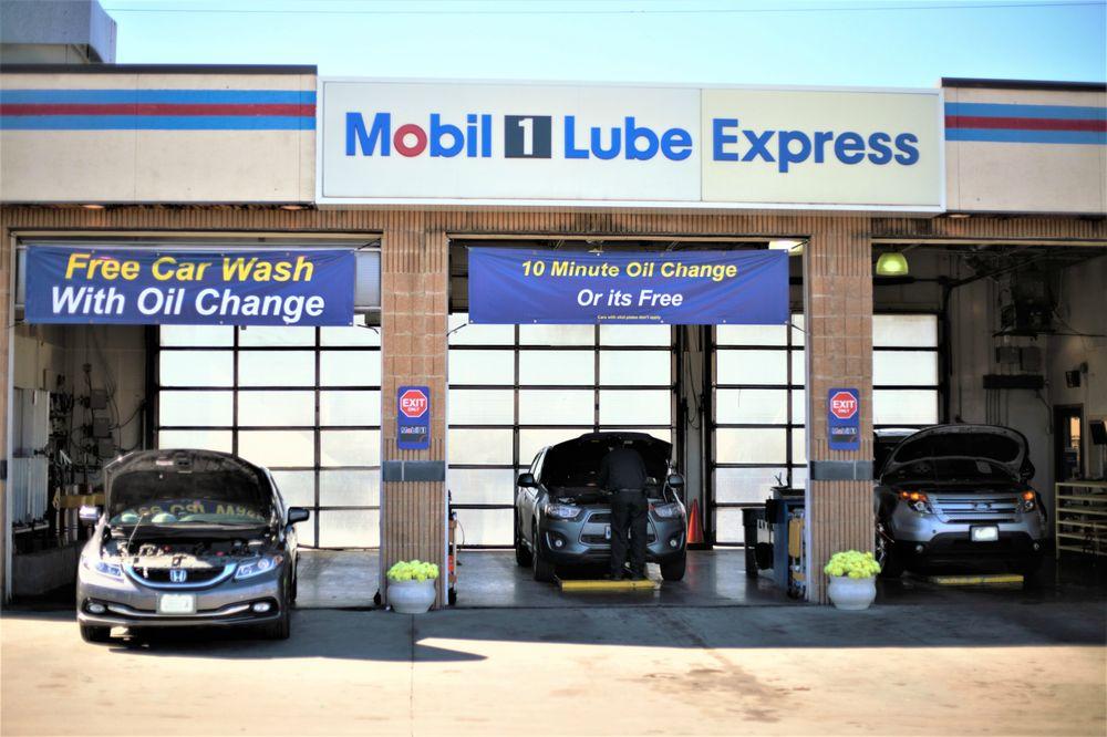 Mobil Oil Change >> Mobil 1 Express At Kevins Car Wash 11 Photos 11 Reviews