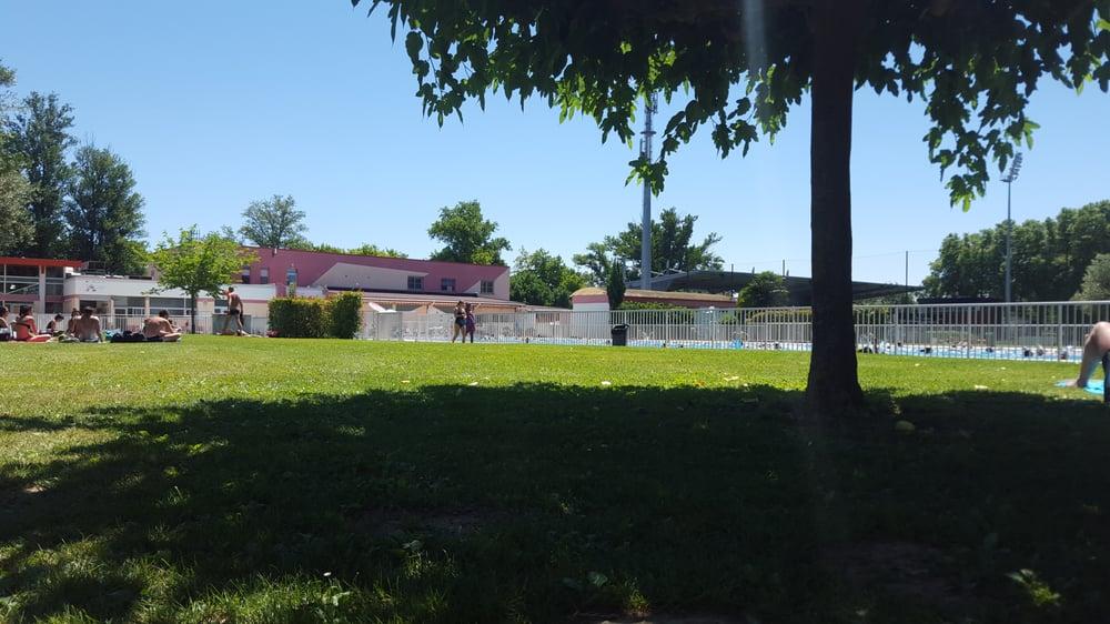 Piscine municipale de blagnac swimming pools 1 place for Piscine blagnac