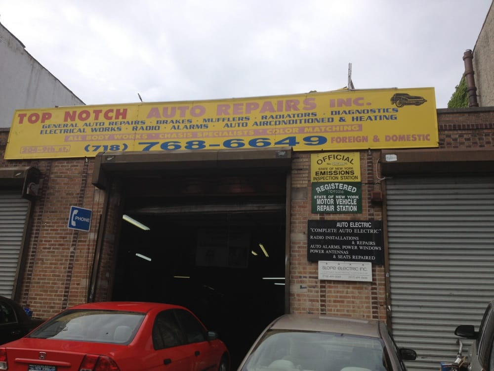 Top Notch Auto Repair