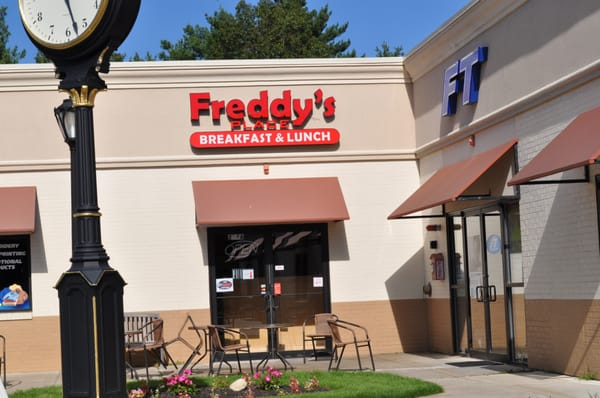 Freddy Restaurant Middleton Ma