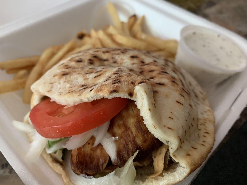 Black Sea Restaurant: 737 Snelling Ave N, Saint Paul, MN