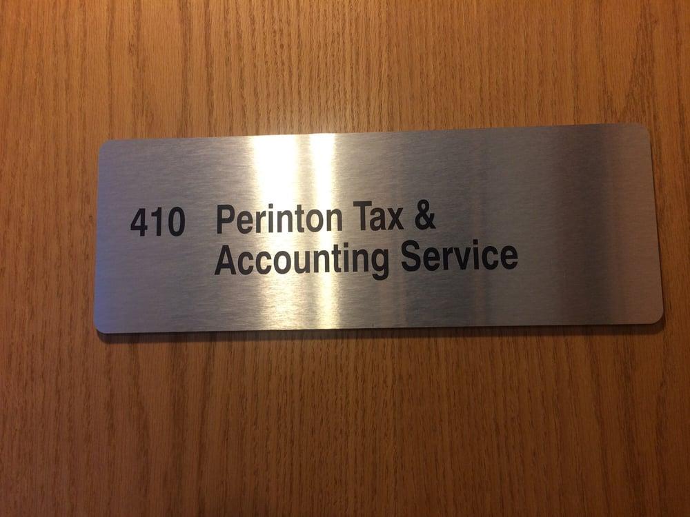 Perinton Tax & Accounting Serv: 410 Perinton Hills Office Park, Fairport, NY
