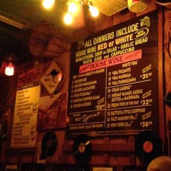 Battista S Hole In The Wall Italian The Strip Las