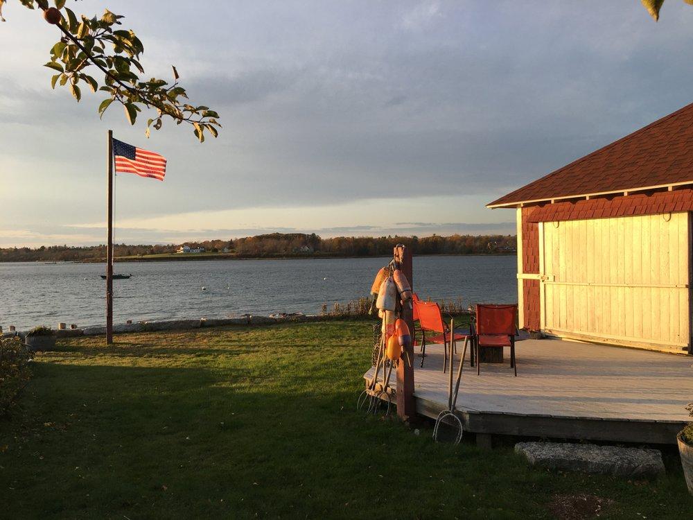 Tapley Farms Vacation Rental: 173 S Wharf Rd, Brooksville, ME