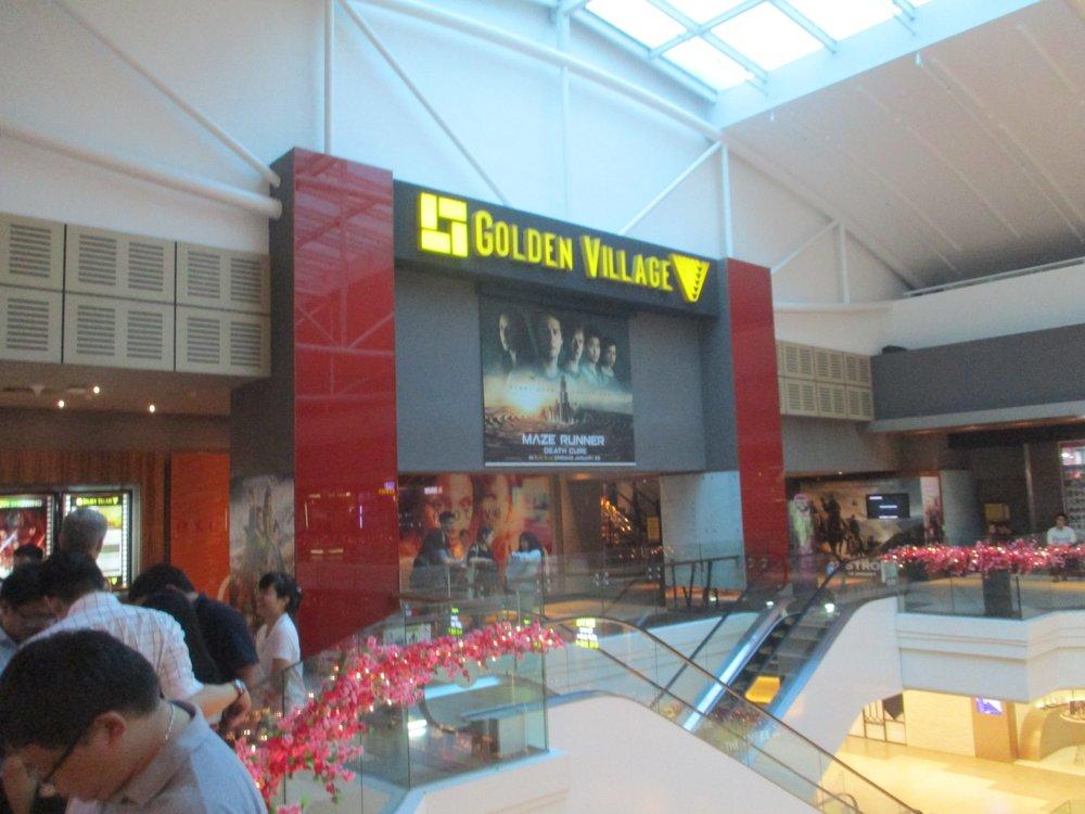 Golden Village Multiplex