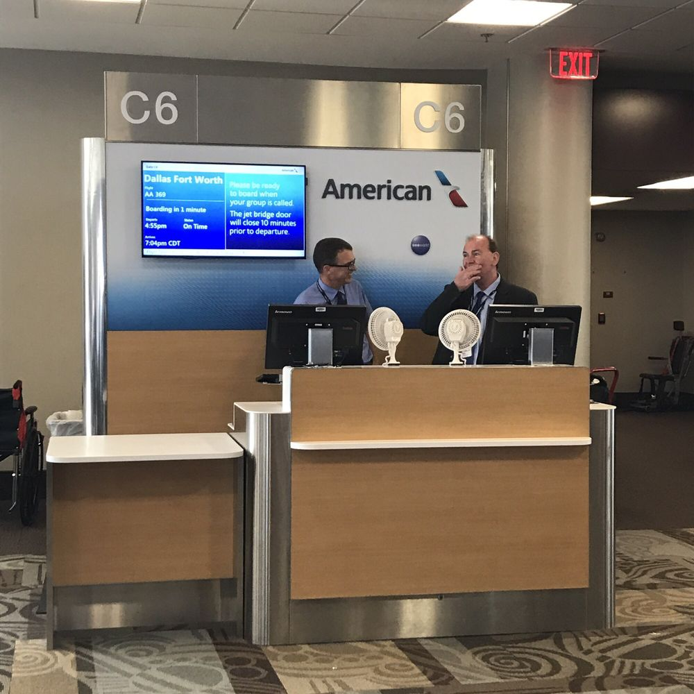 American Airlines: 1 Terminal Dr, Nashville, TN