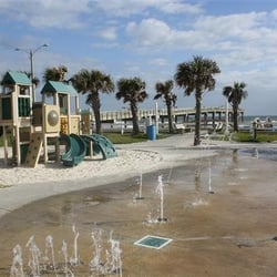 Photo Of Splash Park At The Pier St Augustine Beach Fl United