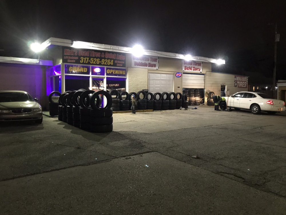 Kirk's Used Tires & Quick Lube