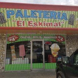Paleteria El Eskimal Helados Y Yogurt Helado 2504 Southmore Ave