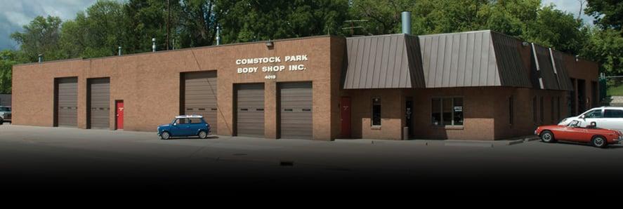 Comstock Park Body Shop: 4019 W River Dr NE, Comstock Park, MI