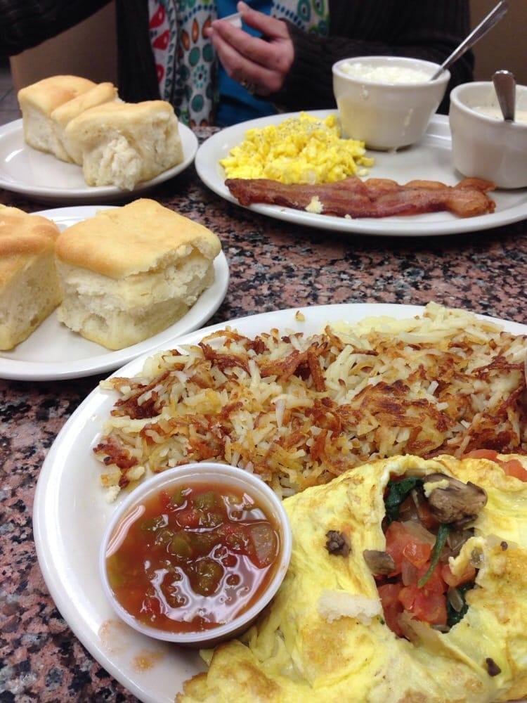 Marble Falls Breakfast Restaurants