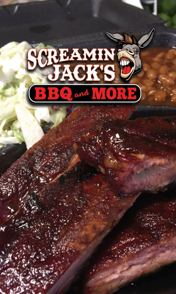 Screamin' Jack's BBQ & More: 602 Arkansas Ave, Sayre, OK