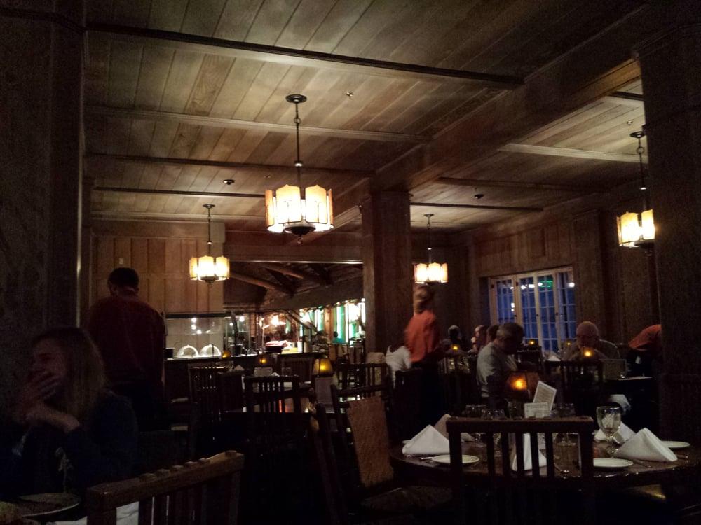 The Old Faithful Inn Dining Room Yelp Extraordinary Old Faithful Inn Dining Room Menu