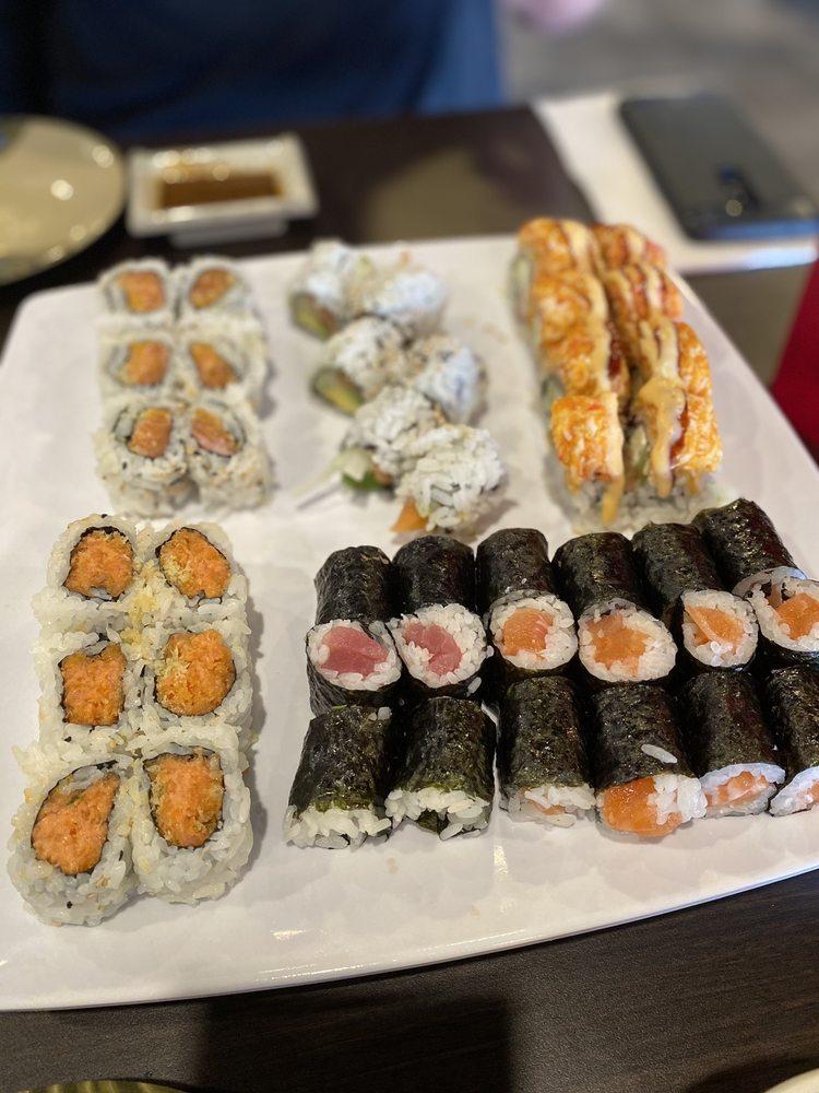 Wow Sushi: 2137 W Edmond Rd, Edmond, OK