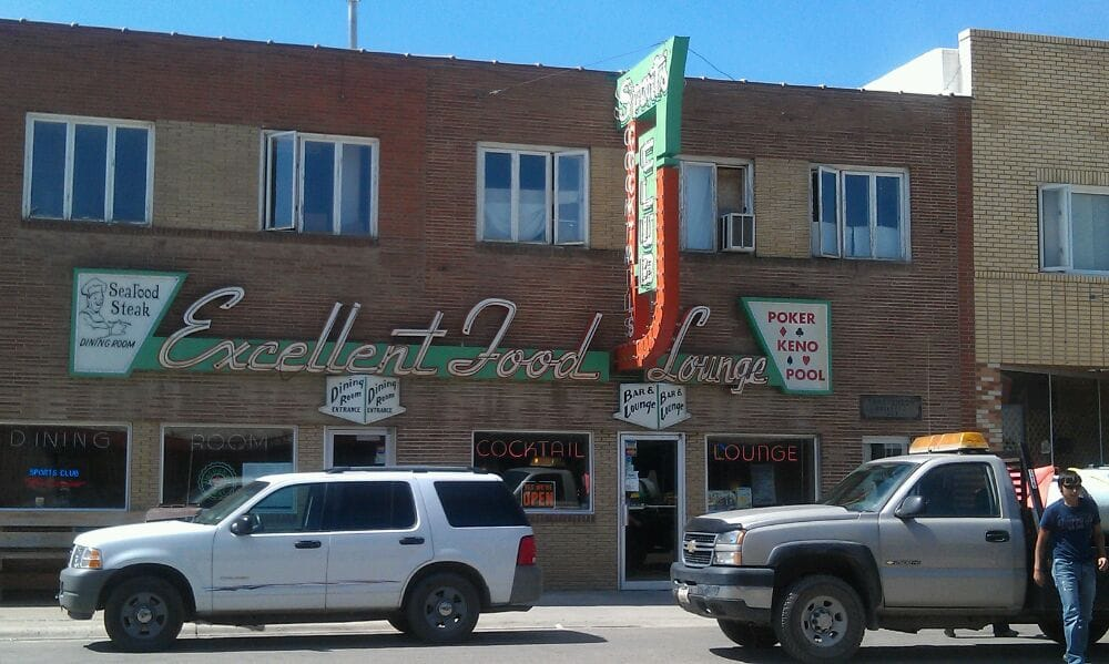 The Sports Club Cattle Baron: 210 Main St, Shelby, MT