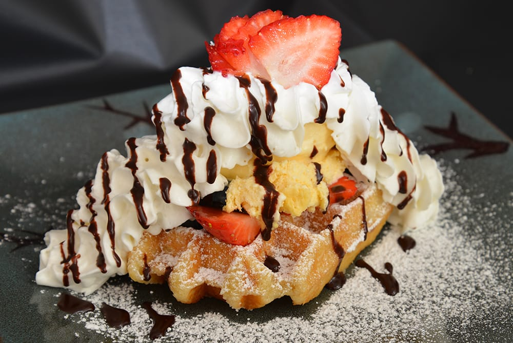 Will's Waffles: Oceanside, CA