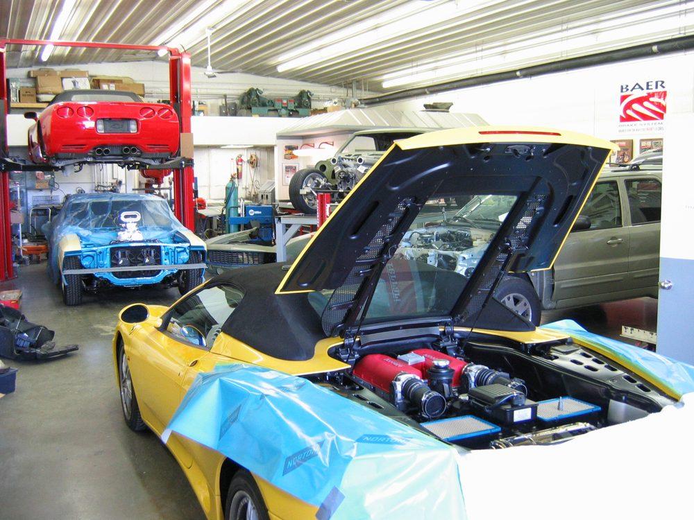 St Aubin Auto Body: 8126 N 2000E Rd, Manteno, IL