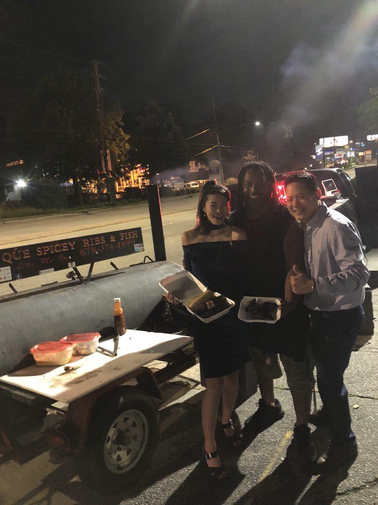 Qúe Spicy Ribs & Fish: Atlanta, GA