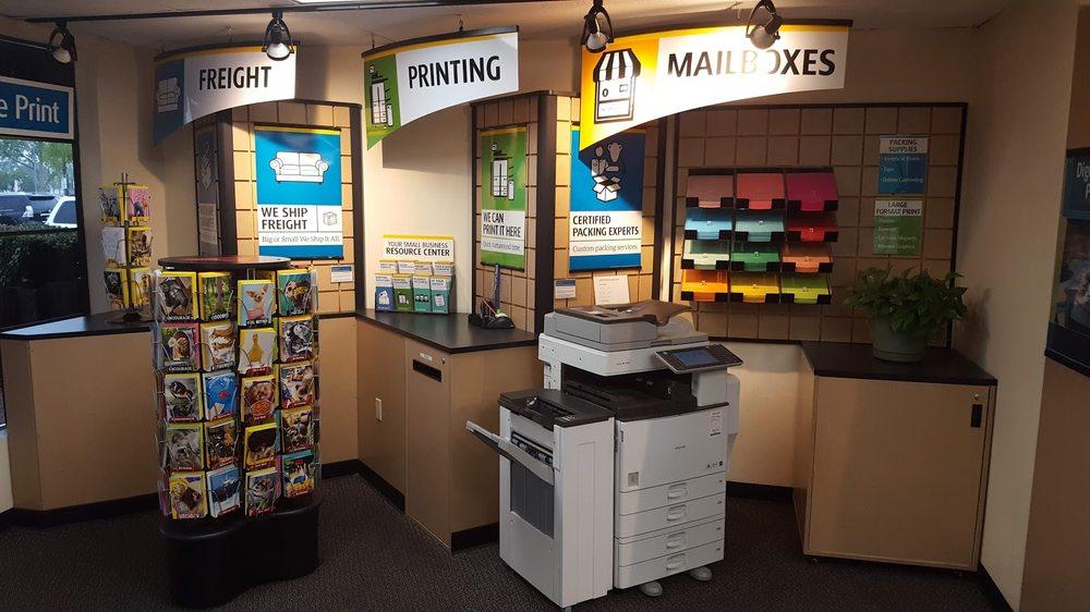 The UPS Store: 771 Jamacha Rd, El Cajon, CA