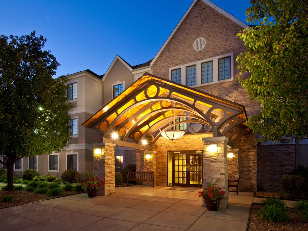 Staybridge Suites Peoria-Downtown: 300 W Romeo B Garrett Ave, Peoria, IL