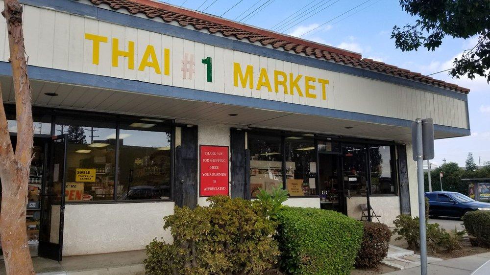 Thai Number  Market Long Beach Ca