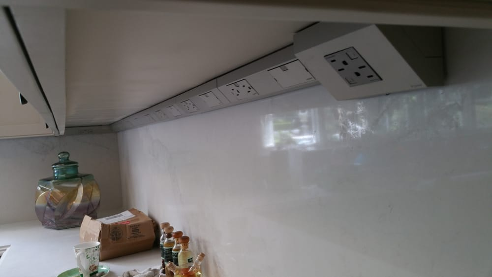Attractive Photo Of Vitech Electric   Glendale, CA, United States. Legrand Adorne Under  Cabinet