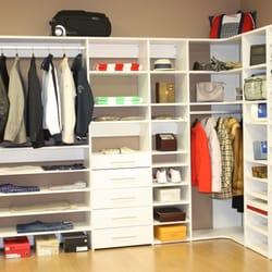 Superbe Unlimited Closets   CLOSED   13 Photos   Home Decor ...