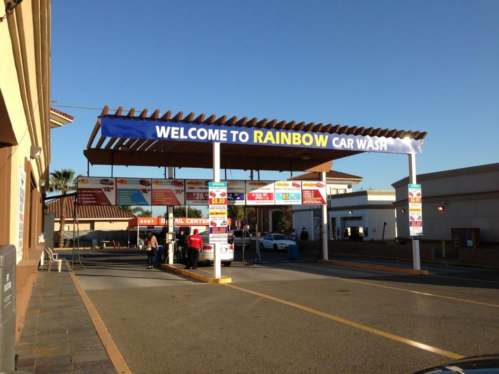 Rainbow Hand Car Wash 30 Fotos 67 Beitr Ge