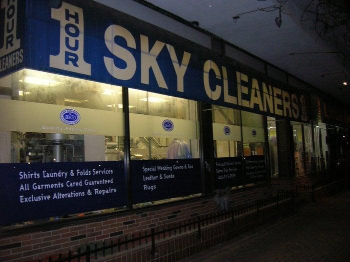 Sky Cleaners