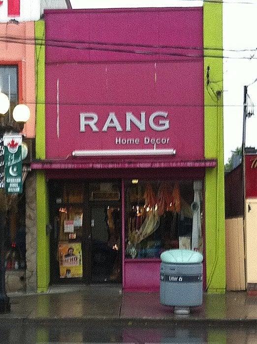 rang home decor fabric stores 1413 gerrard street e
