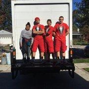 Lovely Ryder Moving Company