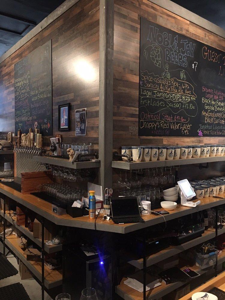 Noble Jay Brewing Company: 11 Freedom Way, Niantic, CT