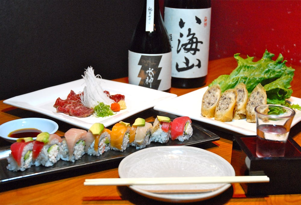 Japanese Restaurant  Bristol St Costa Mesa Ca