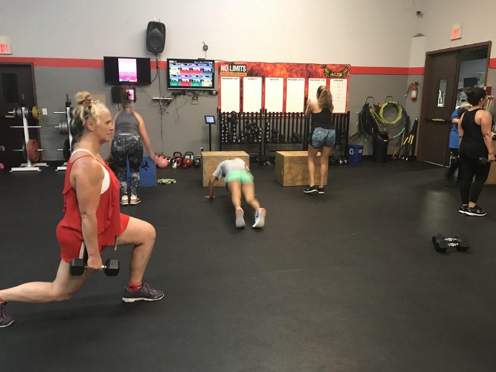 No Limits Sports & Fitness Academy