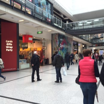 LEGO Store - Toy Shops - Arndale Shopping Centre, City Centre ...