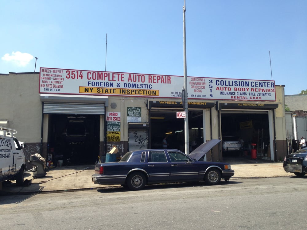3514 Comple Auto Repair