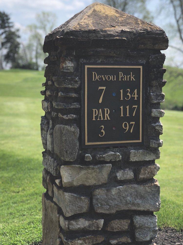 Devou Golf and Event Center: 1201 Park Dr, Covington, KY