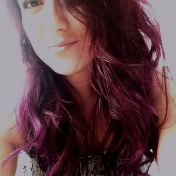 Photo Of Hair Extensions By Janelle Huntington Beach Ca United States Purple
