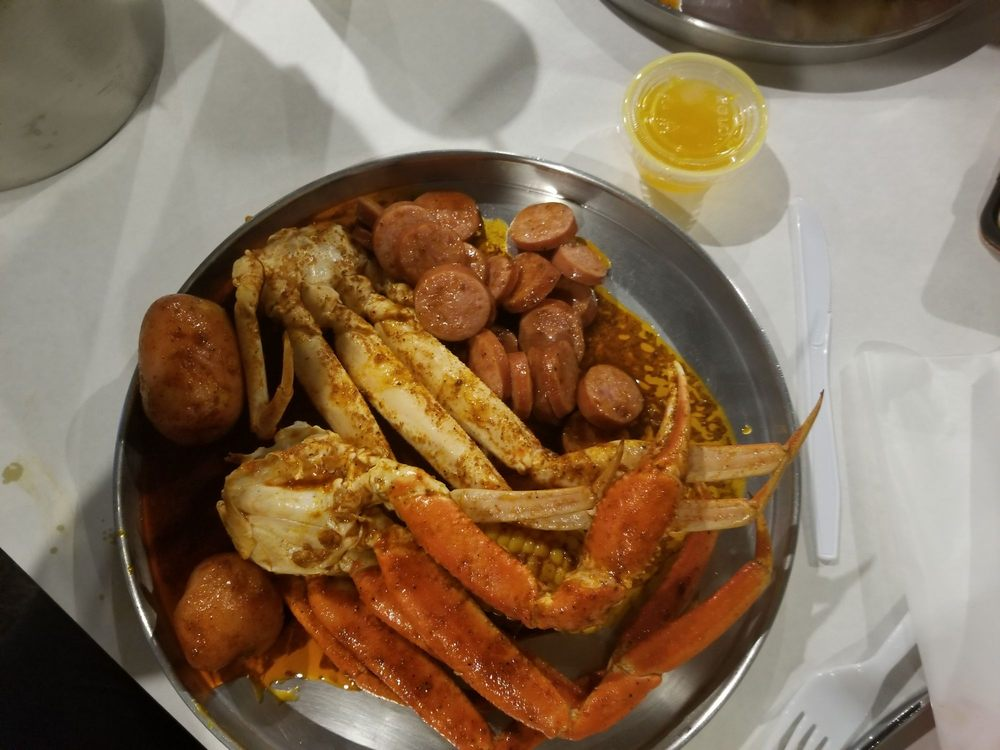 Crafty Crab: 950 Blanding Blvd, Orange Park, FL